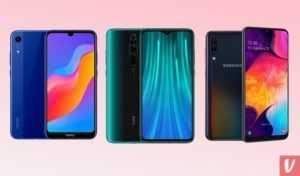 Лучшие бюджетные смартфоны с NFC 2019