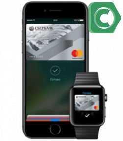 Как оплачивать телефоном Айфон вместо карты Сбербанка или ВТБ