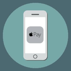Как оплачивать покупки телефоном iphone 5s касанием