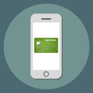 Как к айфону привязать банковскую карту