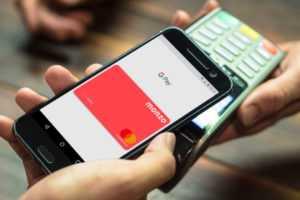 Какие карты работают с android pay