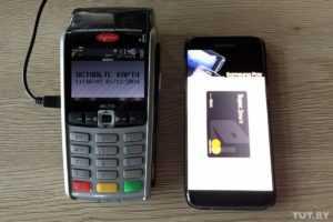 В Беларуси уже можно расплачиваться смартфоном: подробности и тест