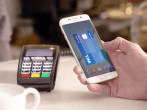 Оплата смартфоном через nfc