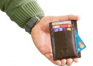 Защитный чехол для банковской карты от считывания. Купить RFID-чехлы для карт в Москве