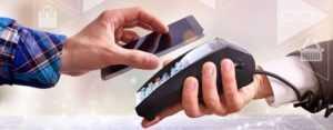 Смартфоны с функцией бесконтактной оплаты