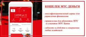 Кошелек МТС Деньги: подробный обзор сервиса и всех возможностей